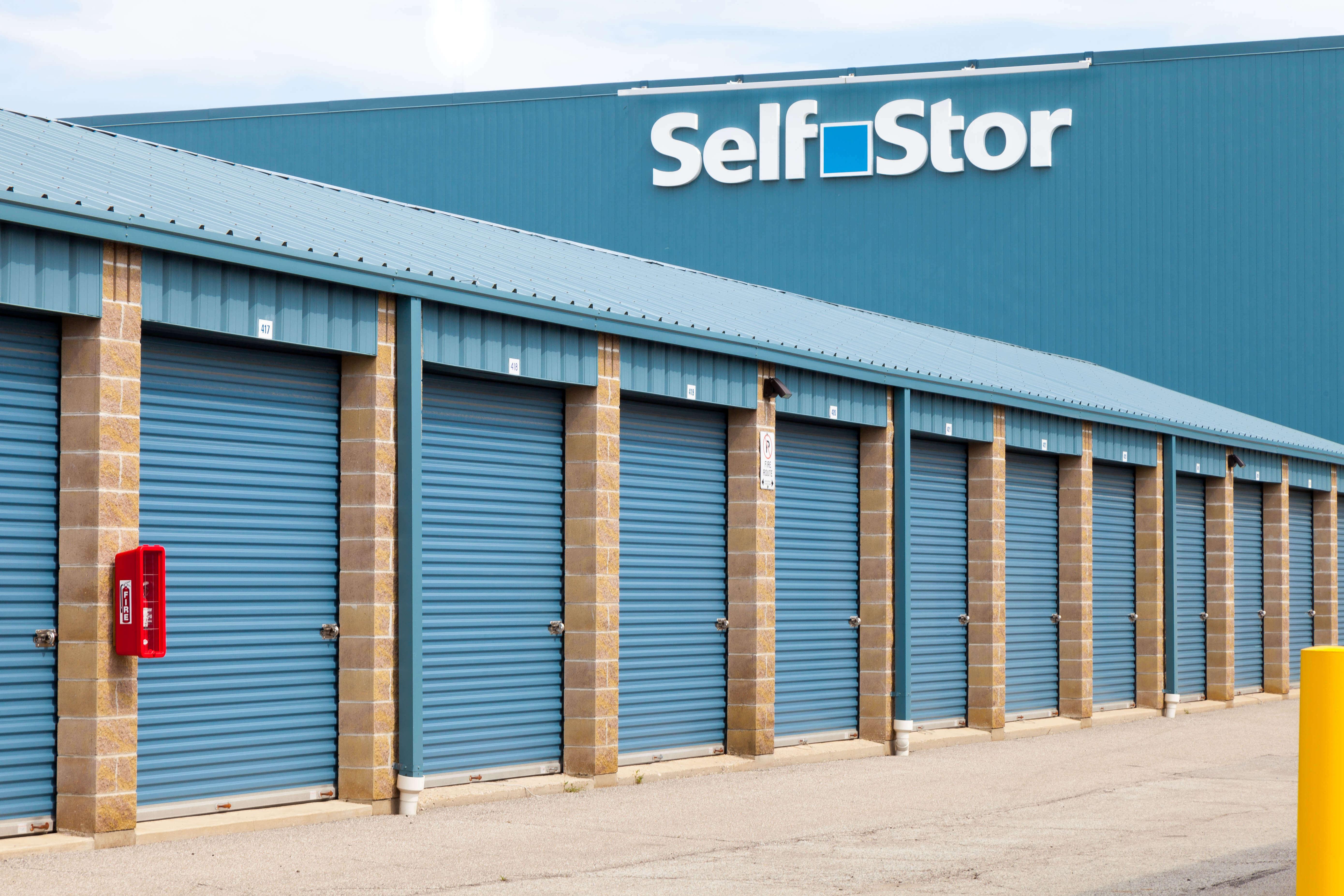 Self Stor toronto west self storage
