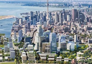 CF to acquire Toronto's 38-acre East Harbour development